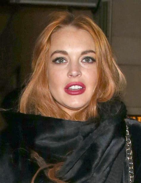 Exclusive Lindsay Nixes Deal lindsay lohan fires lawyer nixes rehab deal the