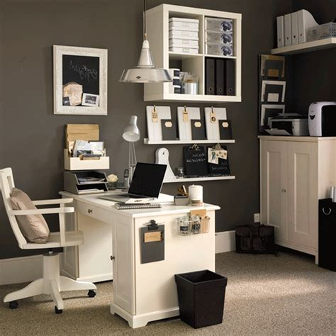 creative diy home office ideas with minimalist desk