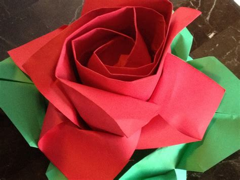 Origami Petal Box - in a petal box m s origami