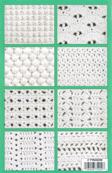 pattern guide crochet stitches chart pdf creatys for