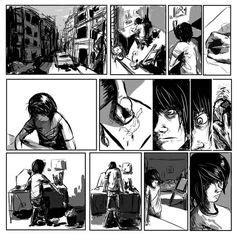 haircut graphic story 1000 images about project on pinterest graphic novels