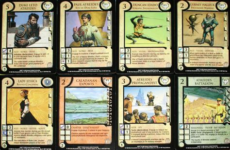 god created dune ccg to train the faithful paul muad dib atreides also - Dune Gift Card