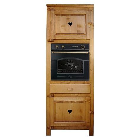 meuble cuisine colonne pour four encastrable meuble de cuisine pour four encastrable maison design