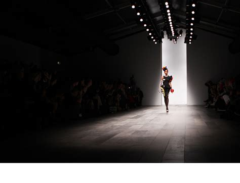 Contention On The Catwalk As Fashion Finds It Conscience by Harriet Maughan