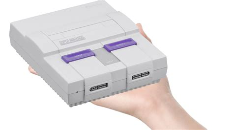 nintendo s nes classic is leaving but the nintendo s next out of stock system will be the snes mini classic usgamer