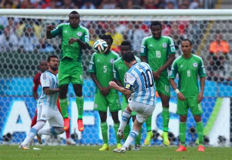 nigeria vs argentina nigeria vs argentina fifa takes decision on international