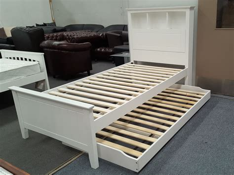 King Single Bed Headboard by Furniture Place King Single Bed With Box Headboard