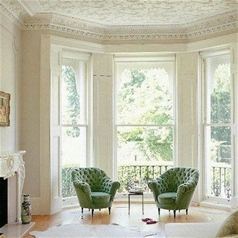 floor to ceiling bay windows home pinterest