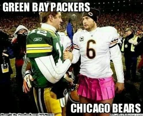 Bears Suck Meme - greenbay packers packers pinterest greenbay packers