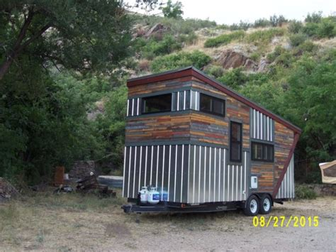 vacation tiny house tiny house vacation in golden colorado