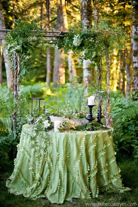 Enchanted Garden Decor Garden Wedding Secret Garden Wedding 2063659 Weddbook