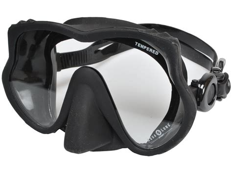 dive masks 5 steps to choose a leak proof mask dive with seaman