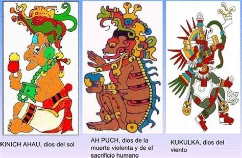 dioses mayas imagenes y nombres dioses mayas 187 lista de las principales deidades mayas
