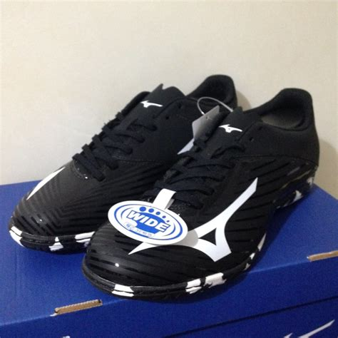 Sepatu Futsal Mizuno Basara 103 sepatu futsal mizuno basara 103 moonless white p1gf
