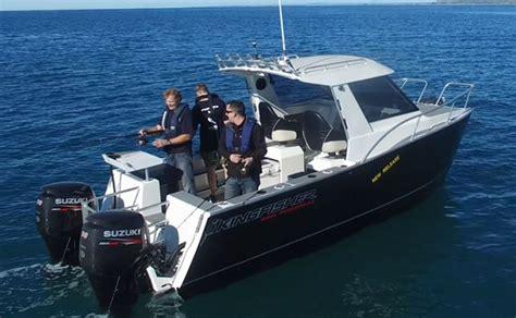 kingfisher boats website kingfisher boats and powercats alloy cats nz ltd mount