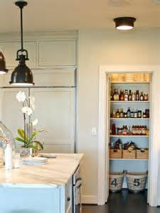 Kitchen Pantry Ideas For Small Spaces Transform Small Spaces With Hgtv Interior Design Styles And Color Schemes For Home Decorating