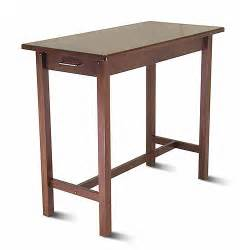 Walmart Kitchen Island Table Kitchen Island Table With Two Drawers Walmart