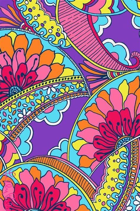 Colorful Paisley Wallpaper   colorful paisley iphone wallpaper iphone wallpaper