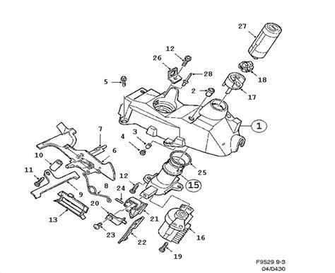 transmission control 2010 lincoln mks spare parts catalogs 1998 saab 9000 manual transmission hub replacement diagram mazda 5 transmission shift solenoid