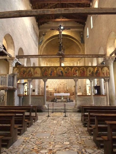 basilica  santa maria assunta  torcello catholic