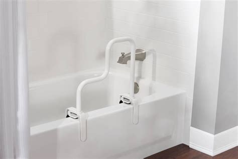 bathtub bars 7 tips for creating a senior friendly bathroom macdonald