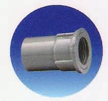 Rucika Drat Dalam Tdd Pvc 1 2 Aw Faucet Berkualitas D0980 sdd 1 2 inch soket drat dalam faucet socket sentral
