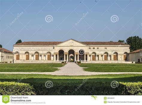 Italian Garden Mantua by Mantua Palazzo Te Stock Photos Image 28558653