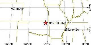 Big Cabin Ok Zip Code by New Alluwe Oklahoma Ok Population Data Races