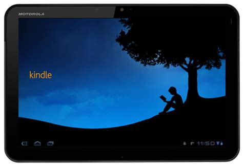 is kindle an android app review kindle 3 0 for android tablets the ebook reader