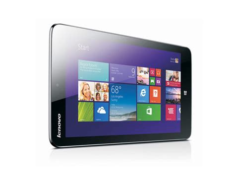 Tablet Lenovo 8 Inchi lenovo reveals 8 inch tablet miix 2 with windows 8 1 tech news digital