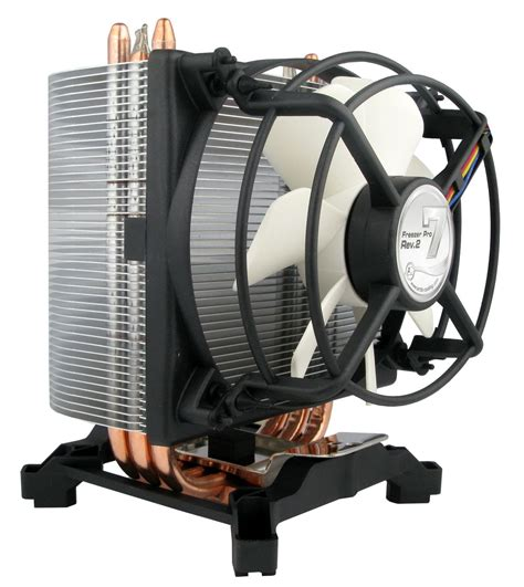 origin pc high performance ultra silent fans freezer 7 pro rev2 quiet cpu cooler