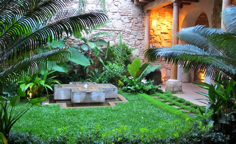 Courtyard Home Designs by Lisa Gimmy Landscape Architect Landscape Architecture