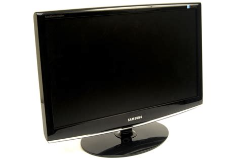 Monitor Samsung Sync Master samsung syncmaster 2333sw review possessing great image quality and loads of style samsung s