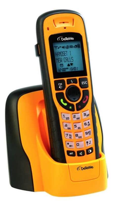 werkstatt telefon testbericht schnurlos telefon detewe bee tel 2000