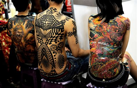 tattoo body expo sk ink lovers tattoos in focus