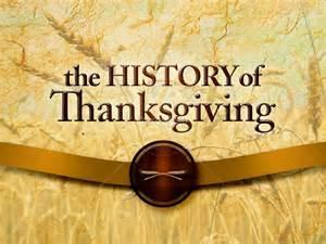 history of thanksgiving history of thanksgiving sermon slideshow fall