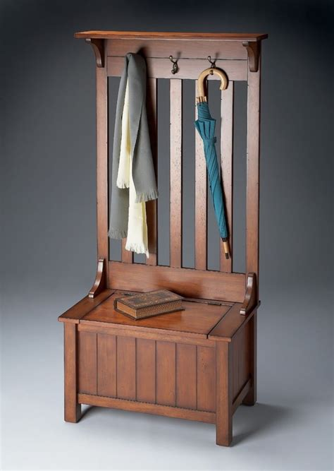 hall tree coat rack with bench 44 best ideas about mission on pinterest craftsman hall