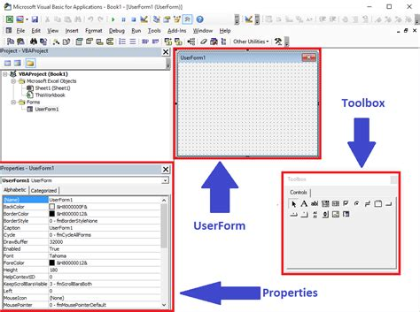 userform layout event vba vba userform a guide for everyone excel macro mastery