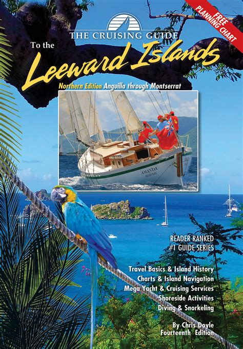the cruising guide to the northern leeward islands books cruising guides cruising guides