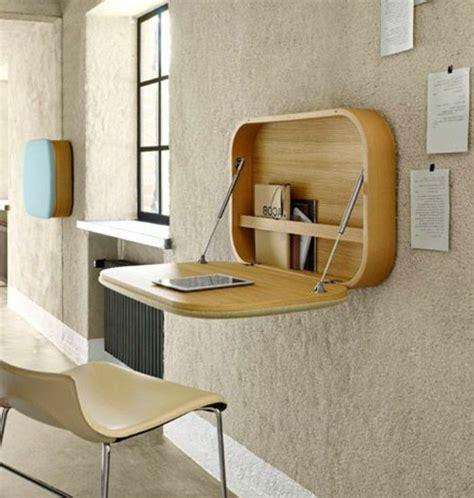 bureau escamotable murale les 25 meilleures id 233 es concernant table escamotable sur