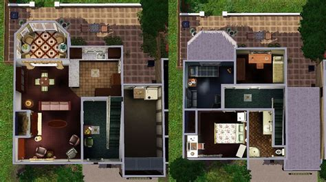 Floor Plan Creater mod the sims 4 privet drive