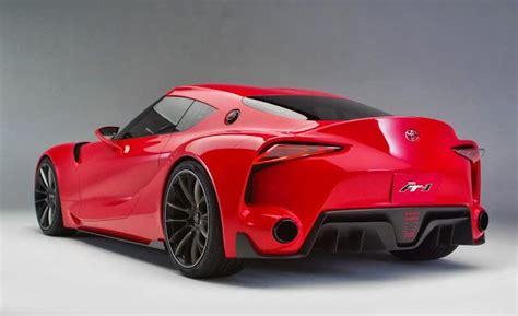 toyota supercar toyota ft1 supercar top car models