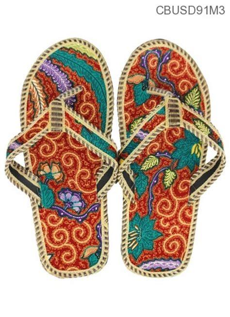 Japit Baju sandal jepit batik sandal etnik murah batikunik