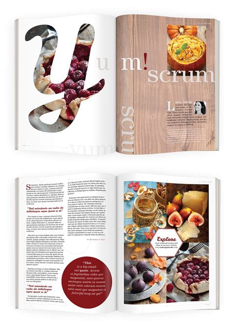tutorial in design magazine how to create a magazine in indesign design tutorial