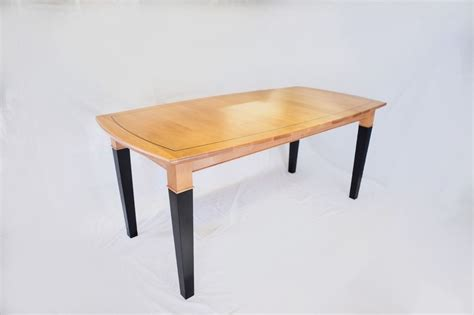 custom made dining room tables hand crafted maple dining table by colorado fine woodworks