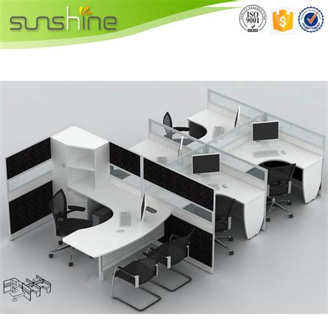 china high tech transparent office furniture supplier