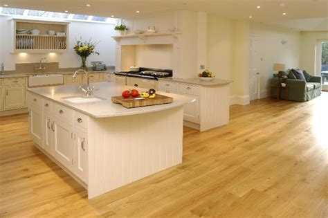kitchen with wood floors wood flooring in kitchens wood