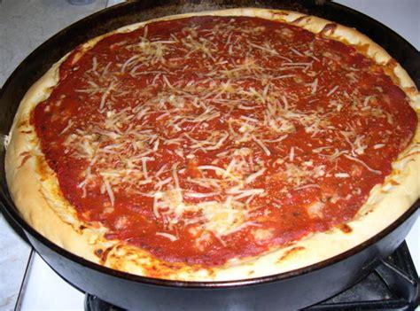 chicago recipe dish pizza chicago style uno s recipe just a pinch recipes