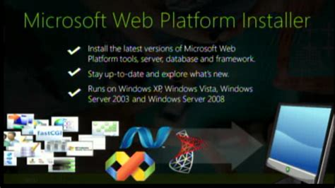 microsoft web platform installer mix09 roundup of first keynote announcements ars technica