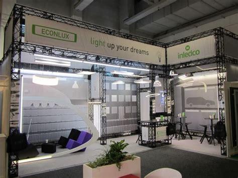 traliccio americano trusswire x20 light exhibition exhibiotionstand design